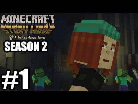 minecraft story mode season 1 episode 1 walkthrough