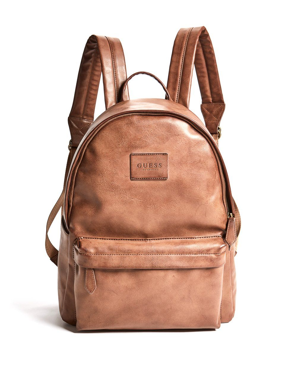 a38dbaf06bf7 Ray Faux-Leather Backpack in 2019 | Products | Faux leather backpack ...