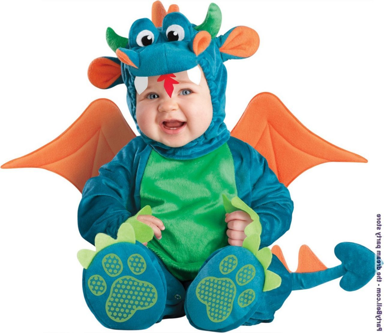 Dinky Dragon Infant and Toddler Costume - Halloween Party Ideas 11 ...