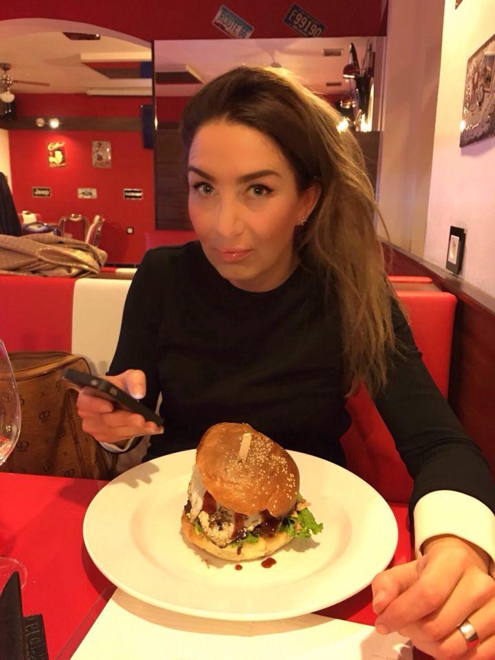 Dia burger
