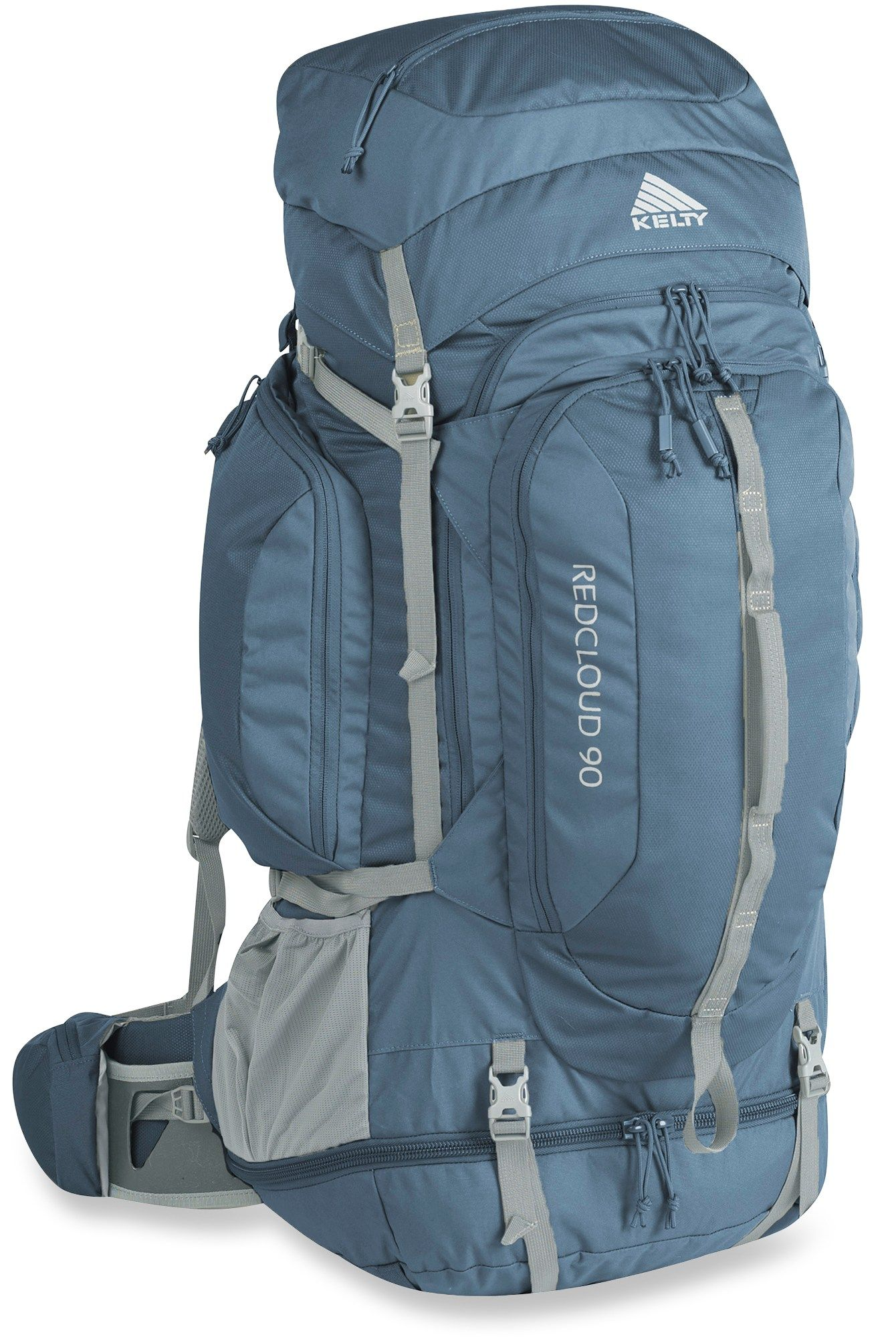 I want a backpacking backpack. Minimum of 65 liters up to a 90 like ...