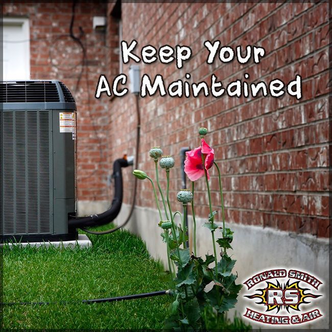 When was the last time you had your AC serviced? You could