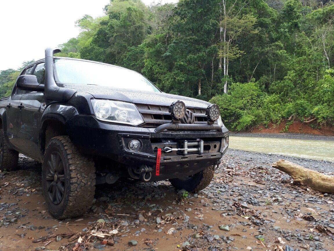 Vw Amarok Rio Tulin Costa Rica Rhino Strike Tjm Vw Amarok Monster Trucks Volkswagen