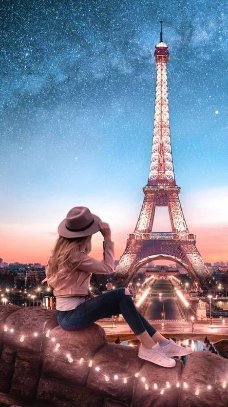 Paris wallpaper by P3TR1T - f936 - Free on ZEDGE™