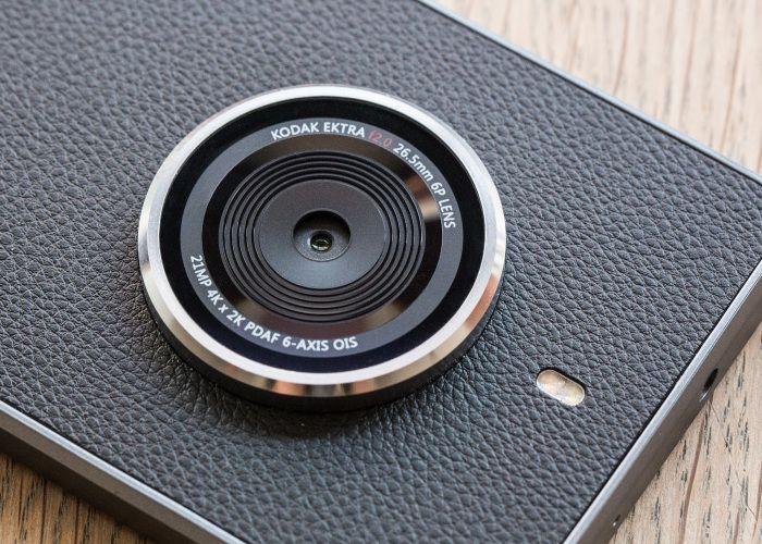 Kodak Ektra a la venda el 9 de diciembre