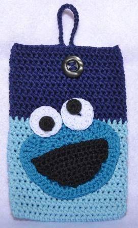 Cookie Monster Phone Case | Shita Yahya | Pinterest | Handytasche ...