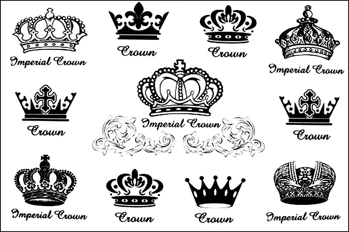Tribal crown tattoo designs crown tattoos designs ideas and