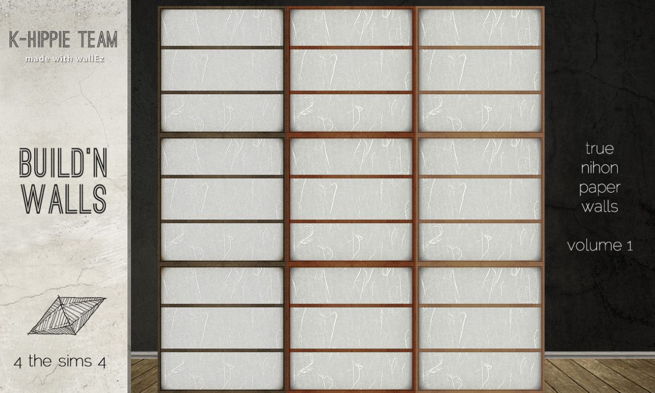 24 Hours Of S4 Cc 3 Rice Paper Walls Nihon Serie Volume 1 Loving The Simplicity An Lifestyle Start With World Renown