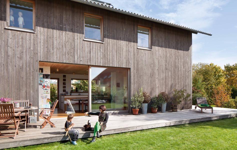 Photo of Holzhaus: Spielraum zum Wohnen – DAS HAUS