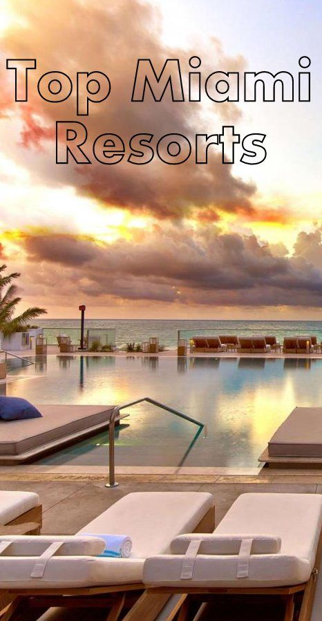 1 Hotel South Beach Miami Top Miami Beach Resort Reviews