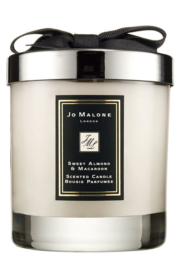 jo malone sweet almond macaroon candle for the home pinterest. Black Bedroom Furniture Sets. Home Design Ideas