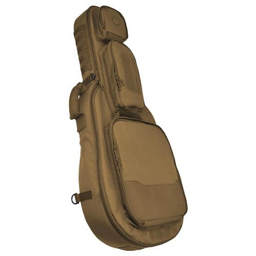 hazard 4 battle axe guitar shaped padded rifle case coyote recreation firearms theory. Black Bedroom Furniture Sets. Home Design Ideas