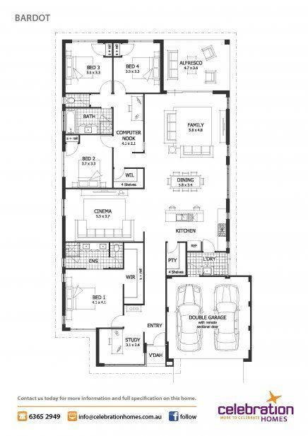 5 Bedroom House Designs 5 Bedroom House Plans Perth  Google Search  Interior Inspiration