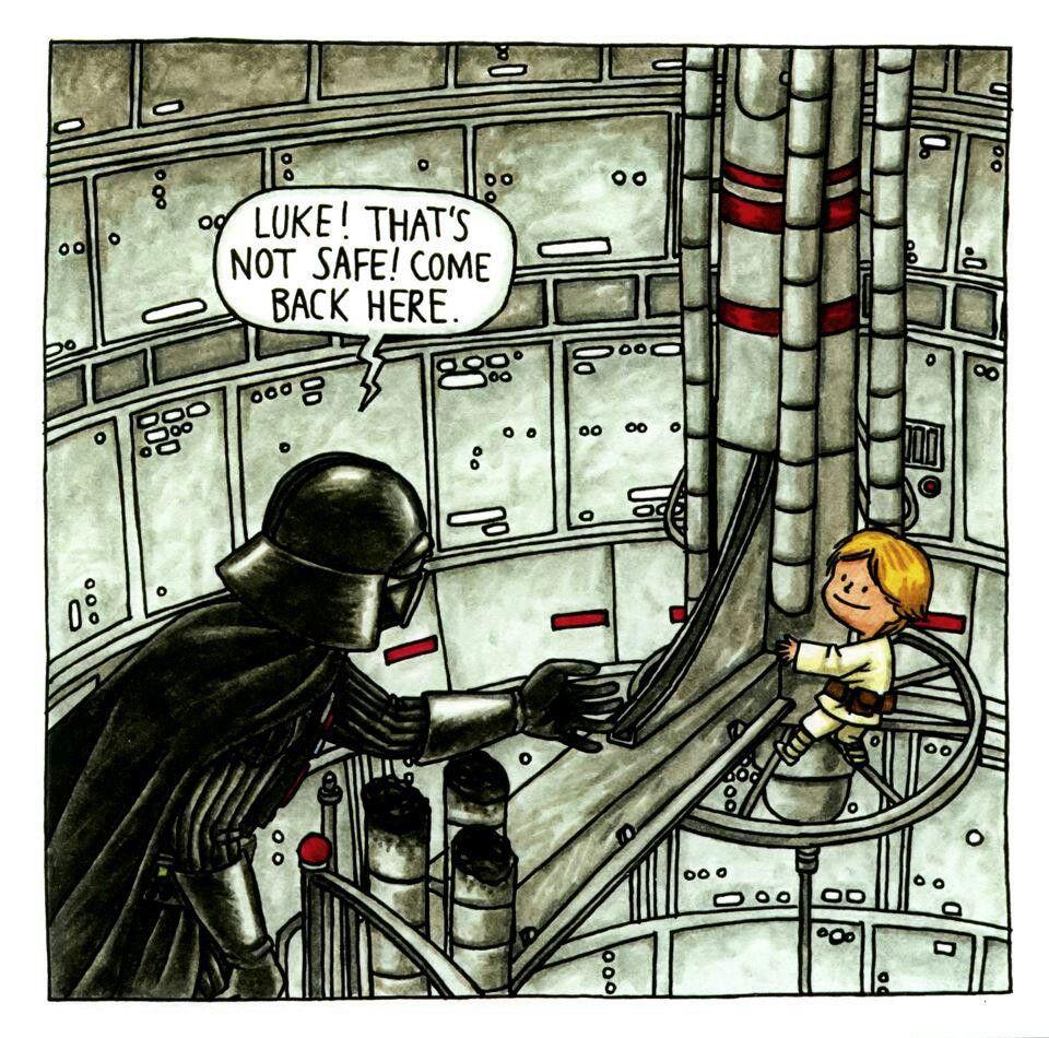 Baaaaahaahahahaa I Know Right Star Wars Humor Star Wars Memes Star Wars Comics