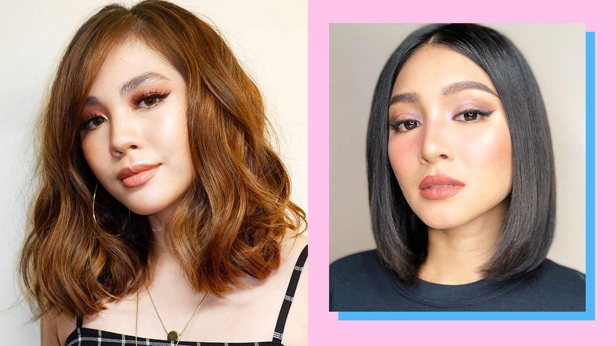 17 Populer Philippine Celebrity Short Hairstyle In 2020 Celebrity Short Hair Short Hair Styles Celebrity Hairstyles