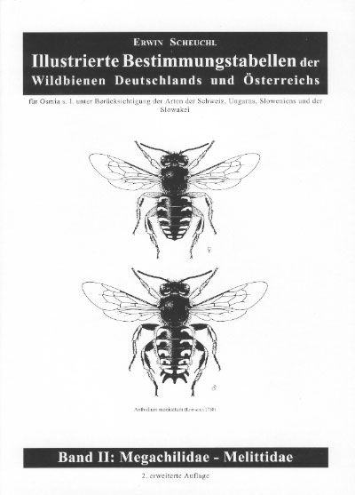 APOLLO BOOKS - Erwin Scheuchl: Illustrierte Bestimmungstabellen der Wildbienen Deutschlands und Österreichs.