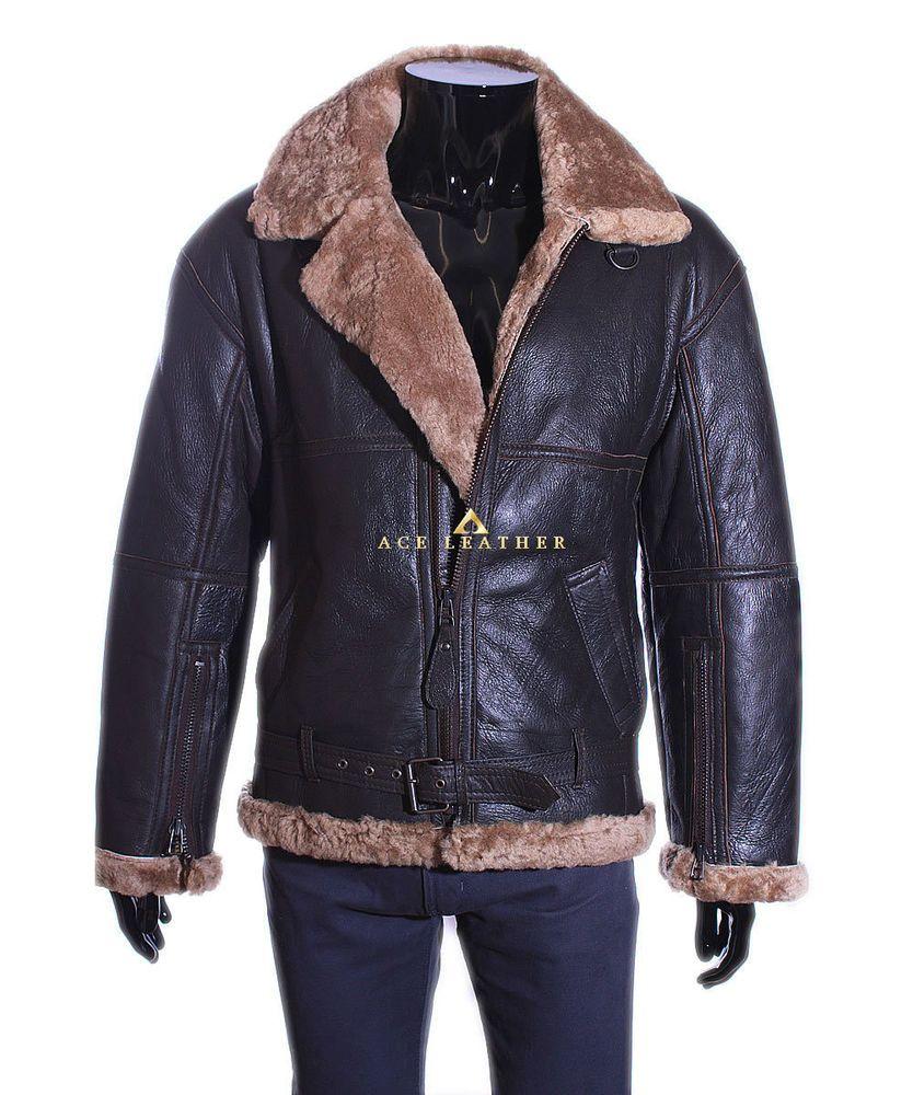 Pin On Men In Fur / Shearling