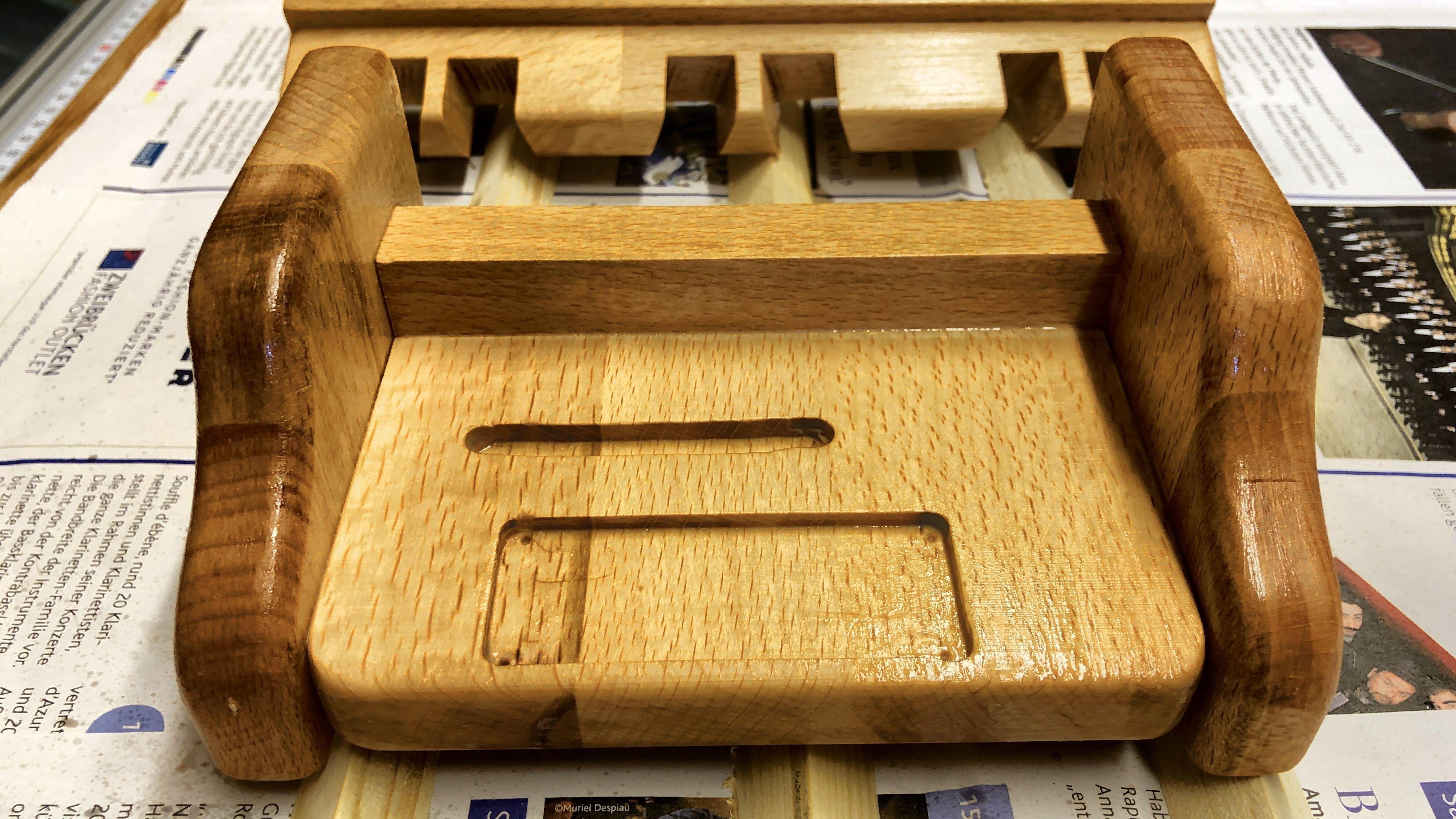 Halter Fur French Cleat Cuttermesser Und Ersatzklingen Leimholz Halte Durch Holz