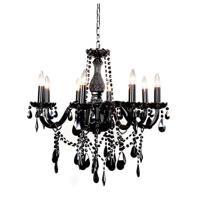 Hans andersen home gothic chandelier black crystal gothic hans andersen home gothic chandelier black crystal aloadofball Gallery