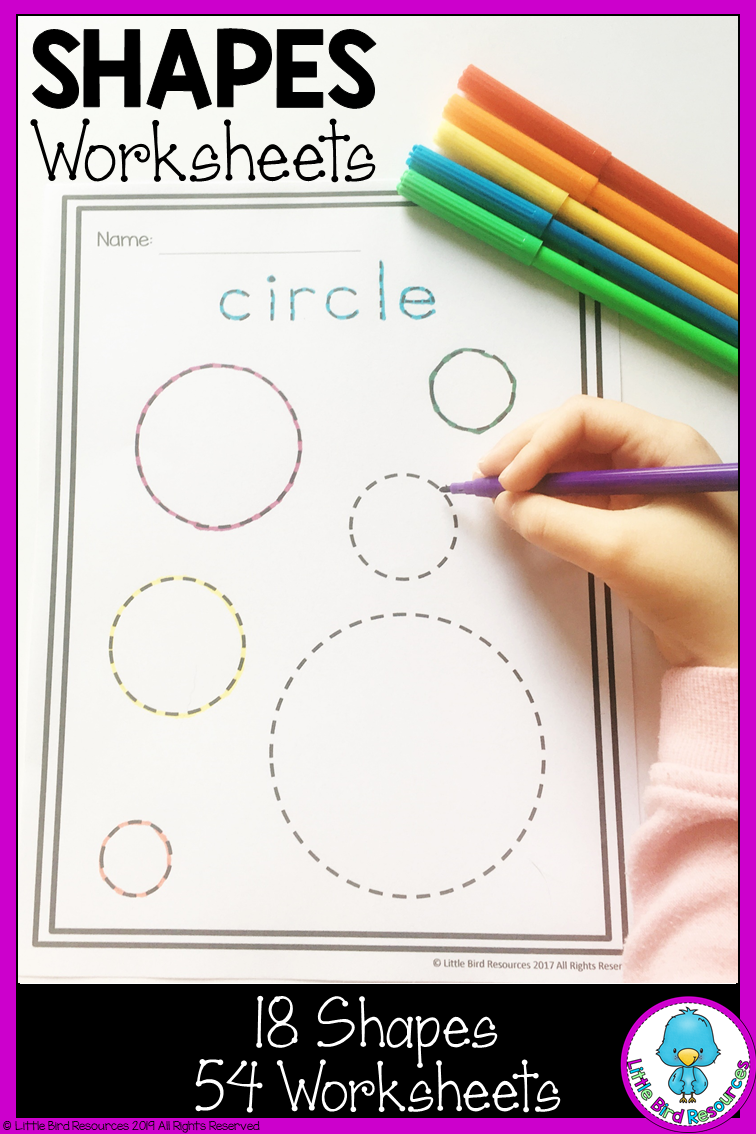 Shapes Trace Draw Worksheets Tracing Shapes Shapes Worksheets 2d Shapes [ 1134 x 756 Pixel ]