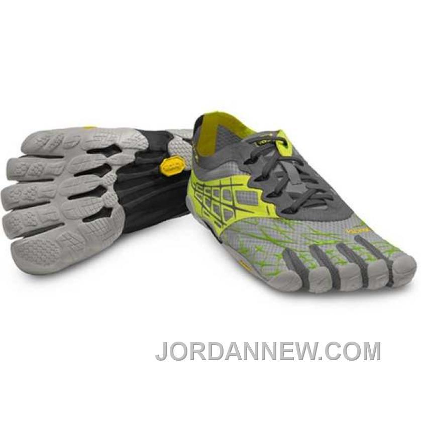 Vibram SeeYa Mens LS Green Grey 5 Five Fingers Sneakers New Release, Price:  $74.85 - Air Jordan Shoes, Michael Jordan Shoes