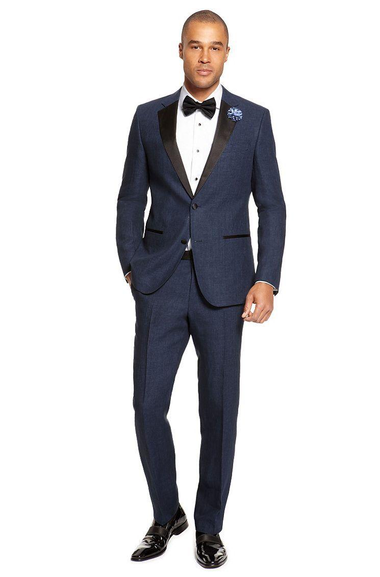 Hugo boss linen tuxedo hochzeit pinterest hochzeitsanzug br utigam hochzeitsanzug und - Hochzeitsanzug hugo boss ...
