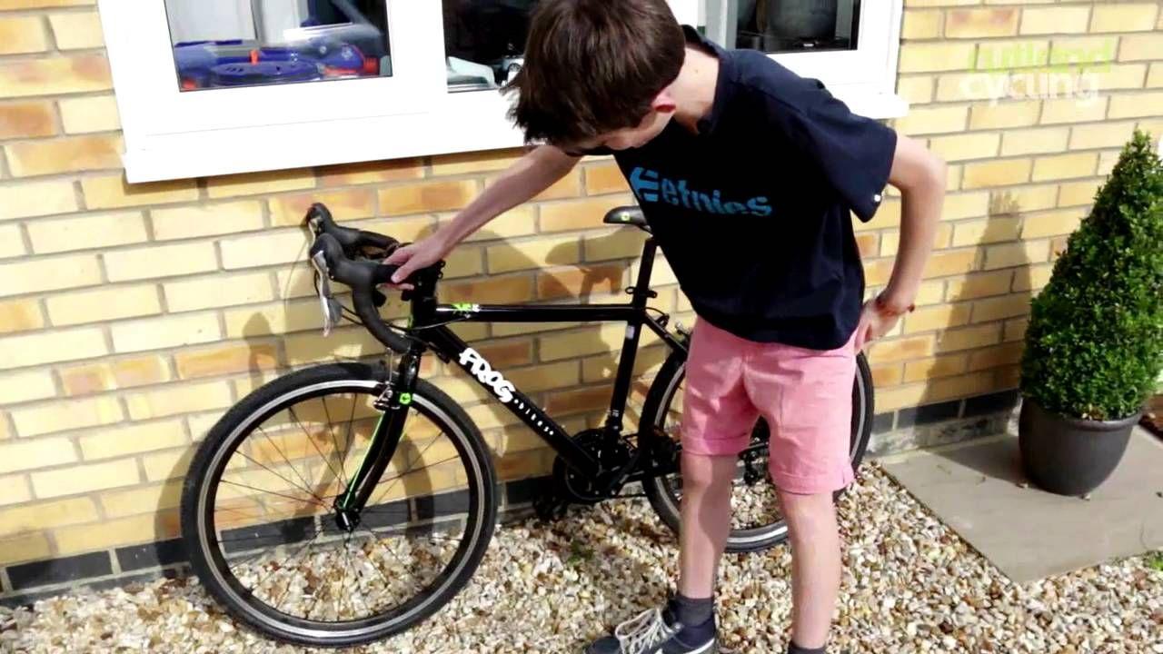 Frog 70 Kids Road Bike Review Goruntuler Ile