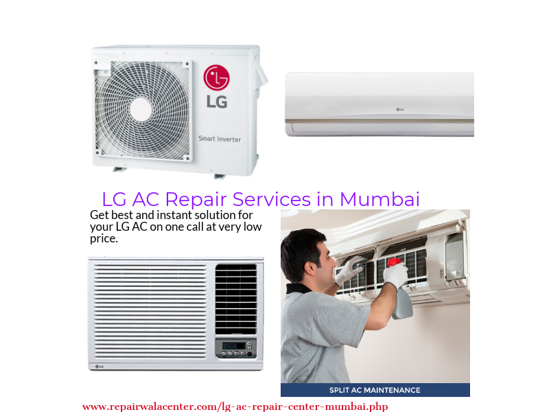 Get best and instant solution for your LG AC on one call