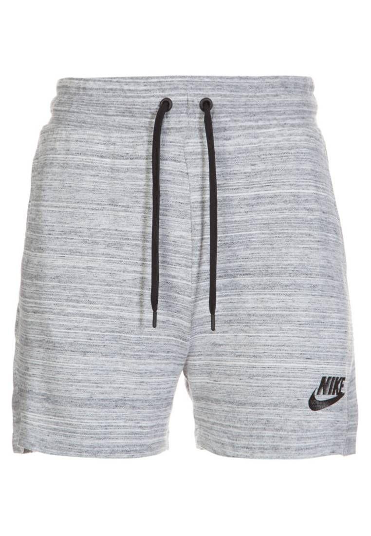 Nike Sportswear. Shorts grey. Details:elastischer Bund