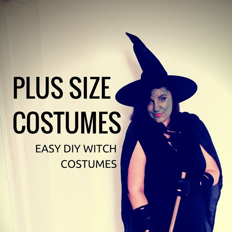 Plus Size Costumes Easy Diy Witch Costumes Cat Polivoda Witch Costume Diy Witch Diy Cat Costume Diy