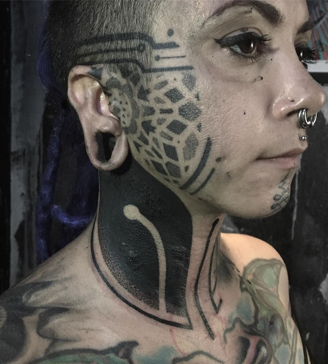 50+ Amazing Single line tattoo on chin meaning ideas