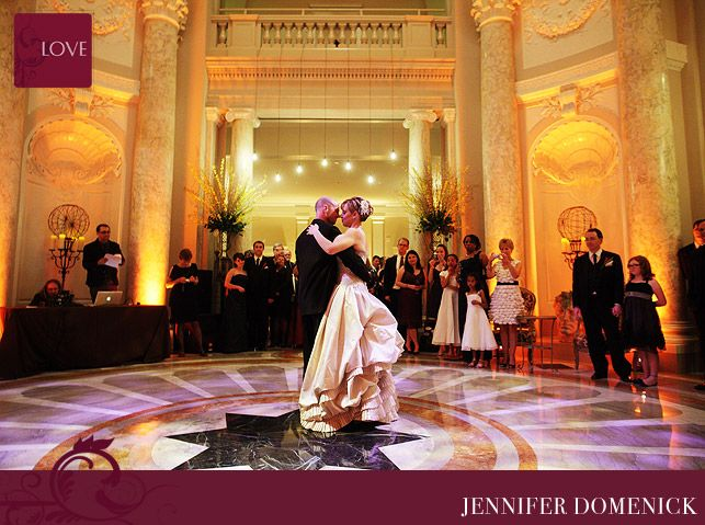 Carnegie science dc wedding