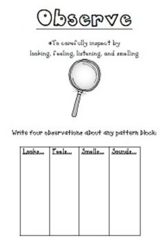 Science Made Simple Journal Templates For Grades 1 3