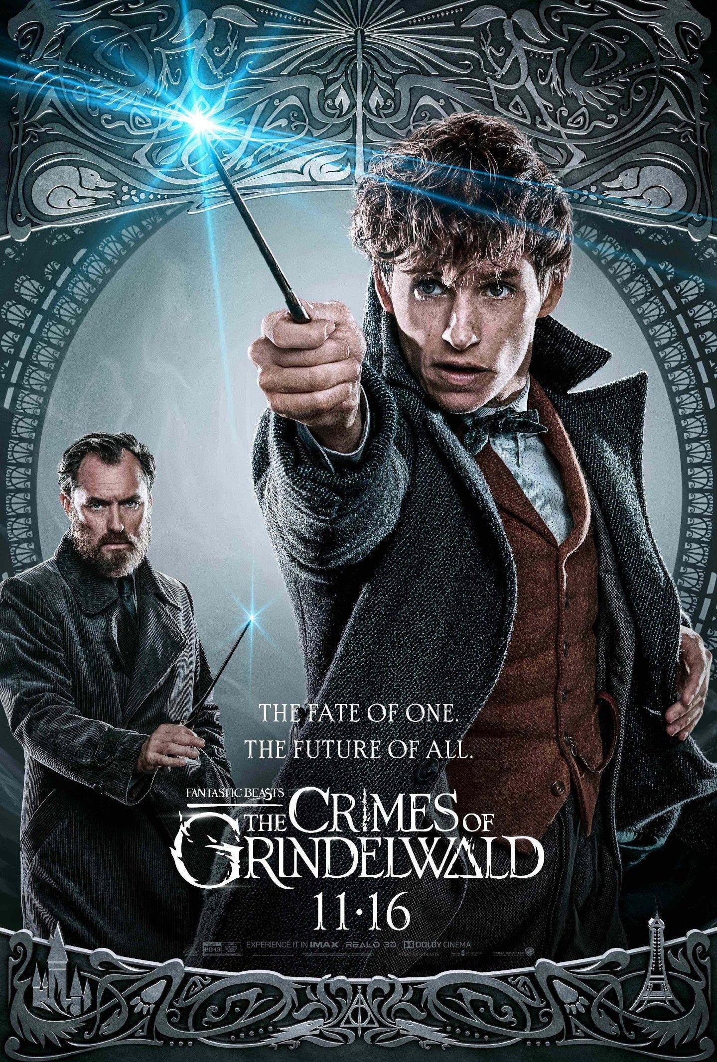 Regarder Animaux Fantastiques 2 Les Crimes De Grindelwald En Streaming Epingle Par Christophe Sur Harry Potter Les Animaux Fantastiques Animaux Fantastiques Les Animeaux Fantastique