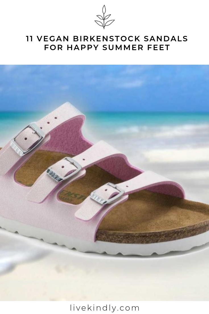 11 Vegan Birkenstock Sandals for Happy Summer Feet | kleider