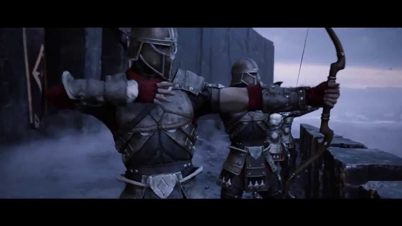 Two Steps From Hell - Sons of War (CINEMATIC The Elder Scrolls Online) (...