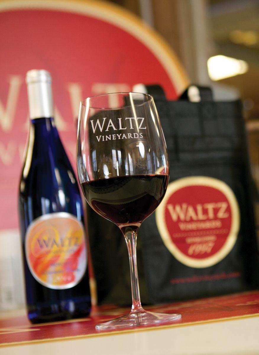 Waltz Vineyards Food Lititz Vineyard