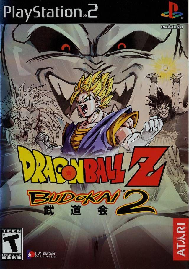Dragon Ball Z Budokai 2 para PS2 | New video game consoles