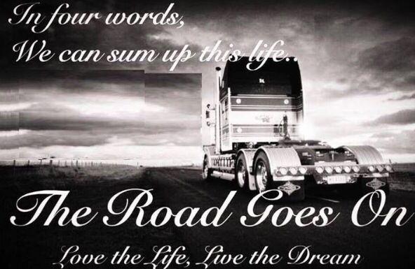 Trucker Quotes Glamorous Trucking  Trucking  Pinterest  Trucker Quotes