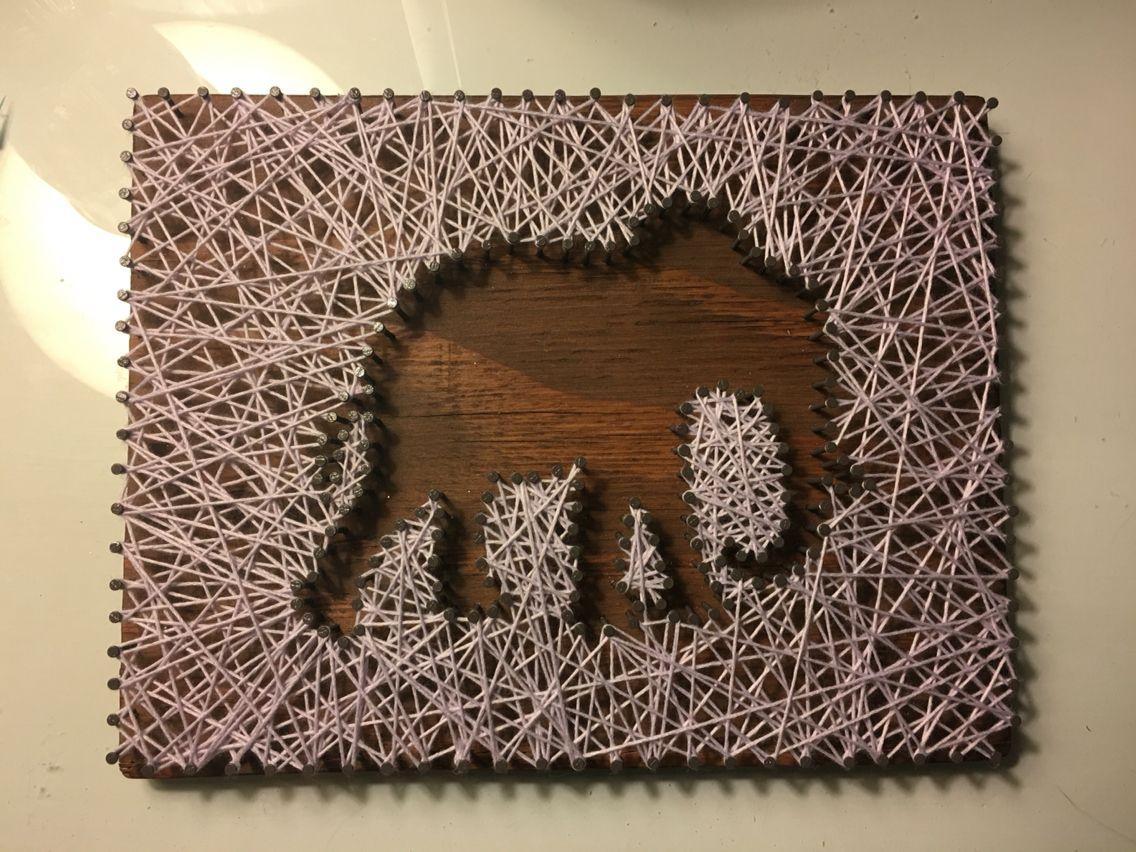 Pin On String Art By Benjamin
