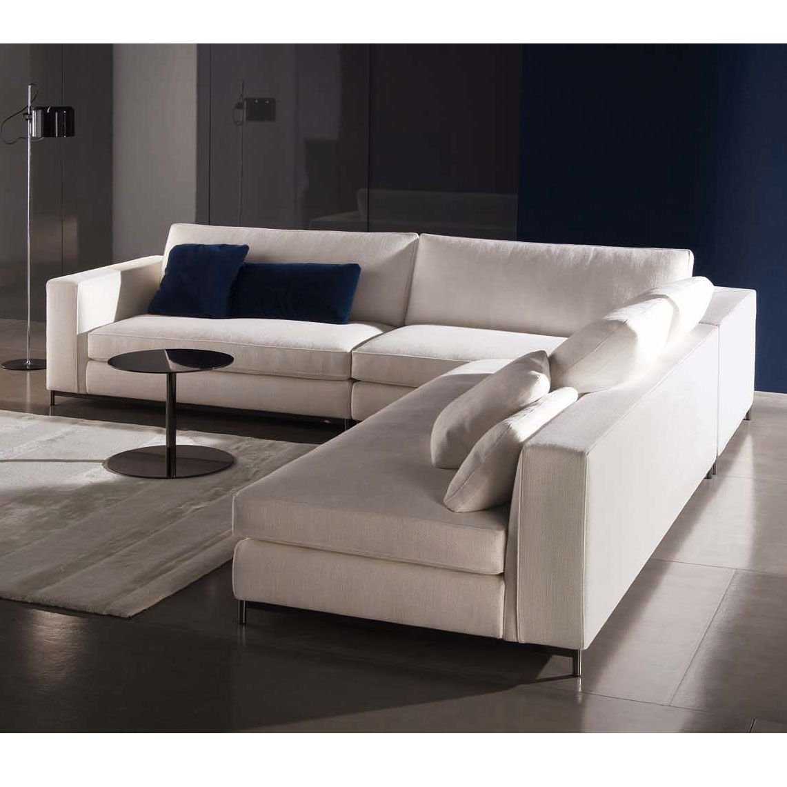 Smart Sofa Designs Cushion Cover Albers Sectional Simple And Contemporary