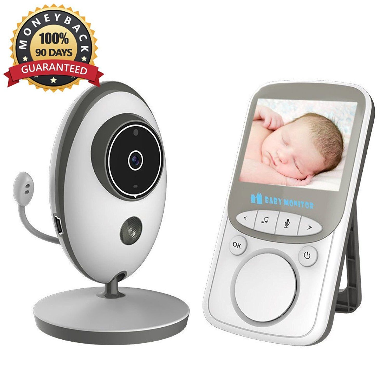 Top 10 Best Long Range Baby Monitors In 2020 Reviews Video Monitor Baby Long Range Baby Monitor Baby Monitor