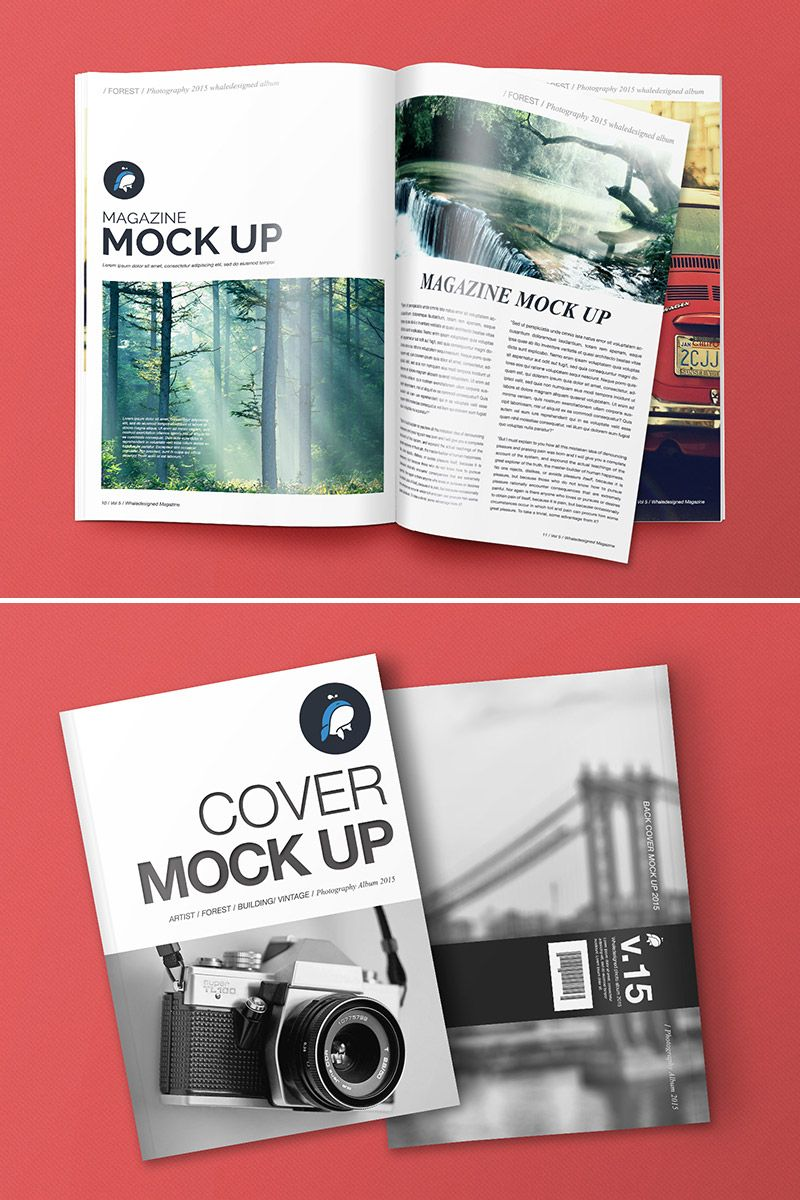 30 Free Magazine Mock Ups For Your Next Modern Design Naldz Graphics Mockup Magazine Mockup Free Magazines