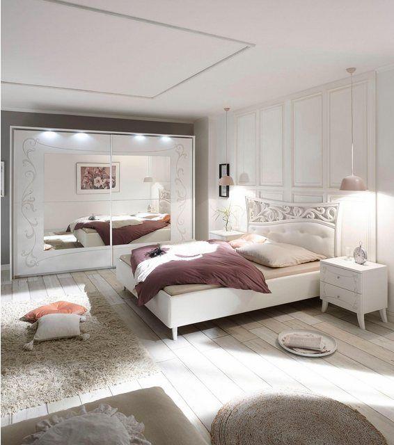 Photo of LC Schlafzimmer-Set, Schwebetürenschrank in 2 Breiten zur Auswahl online kaufen   OTTO