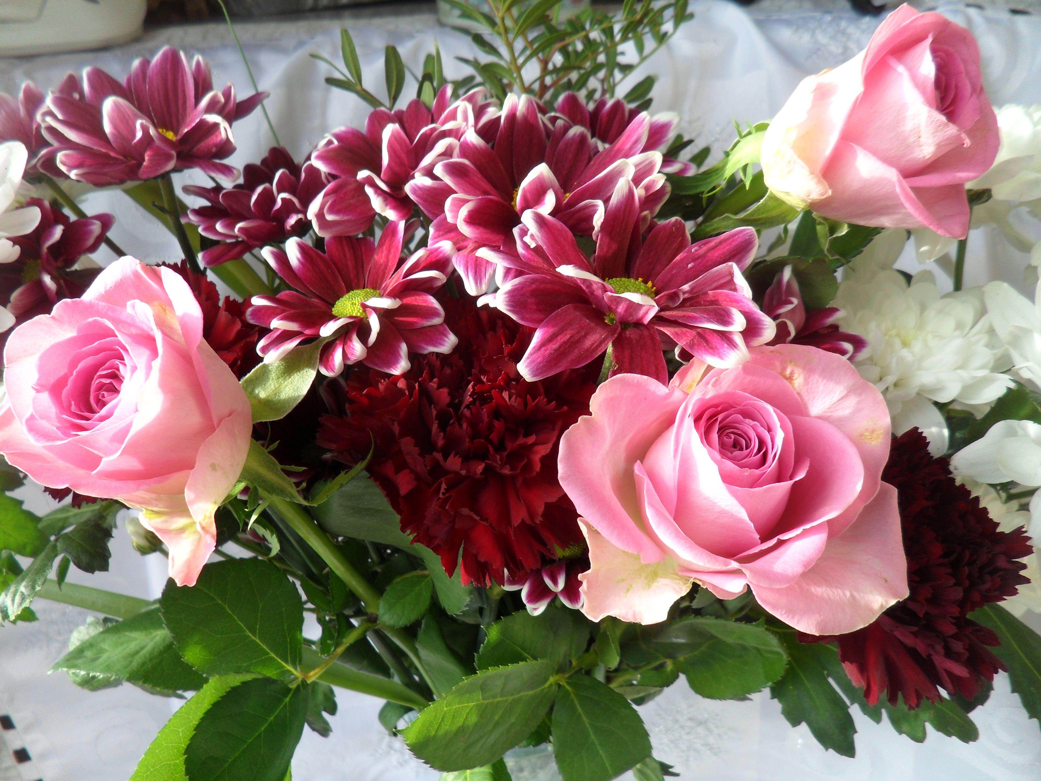 Birthday Flowers January 2014 Birthday Cards And Pressies