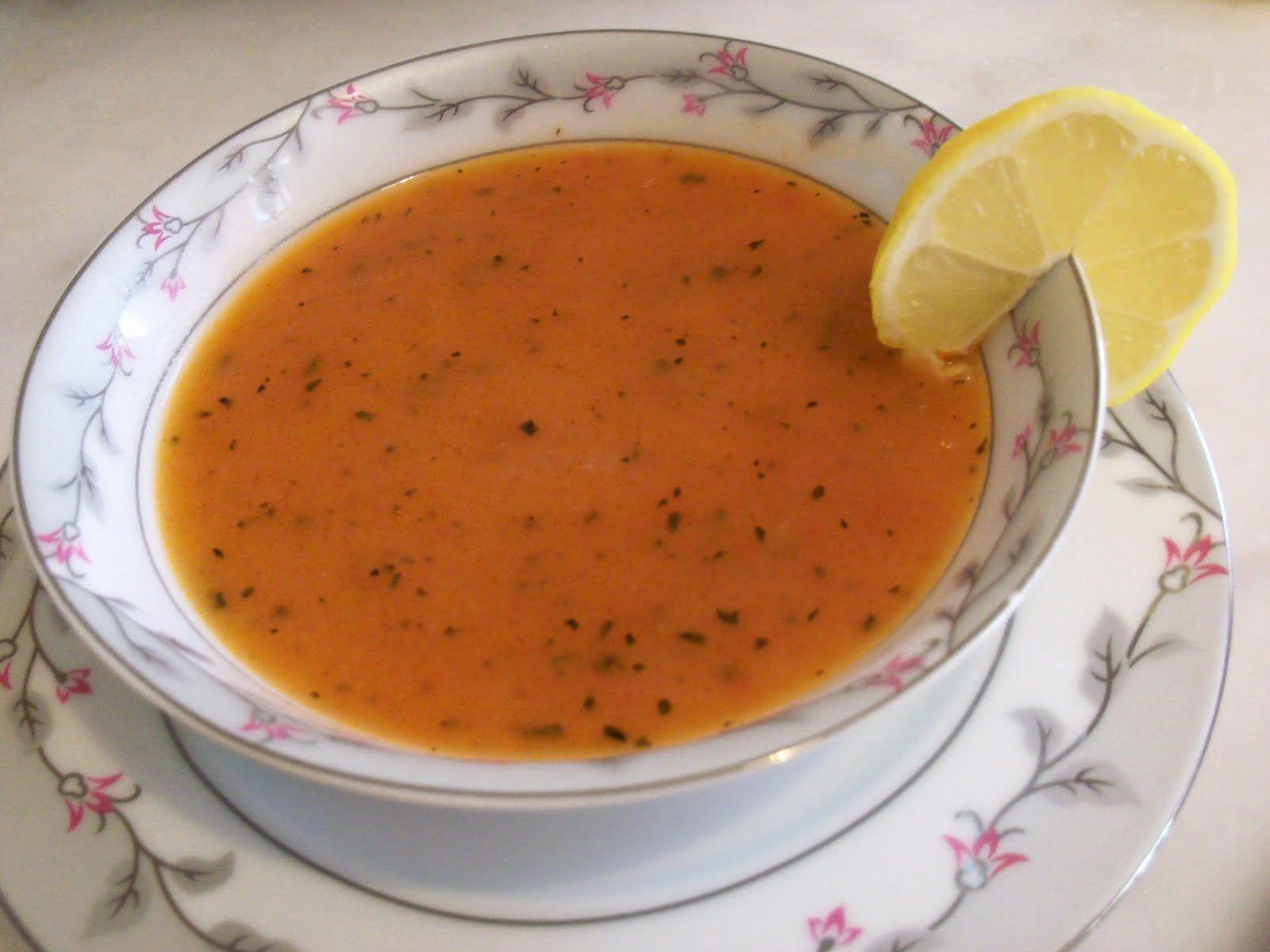 Un çorbası tarifi