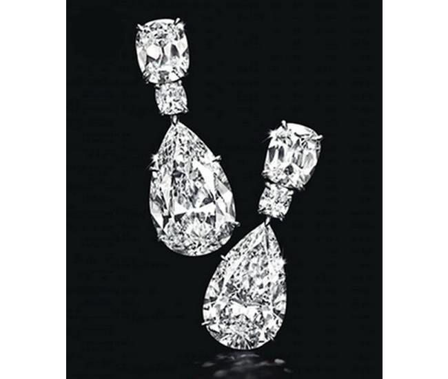 World S Most Expensive Earrings Diamond Drop Earrings Sterling