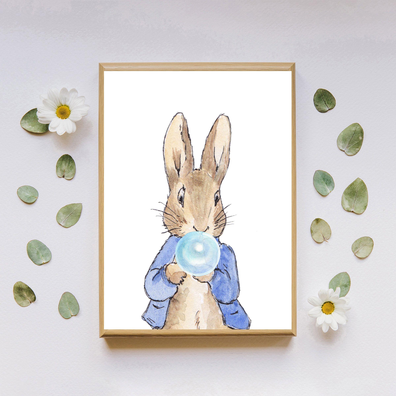 Peter Rabbit Nursery Digital