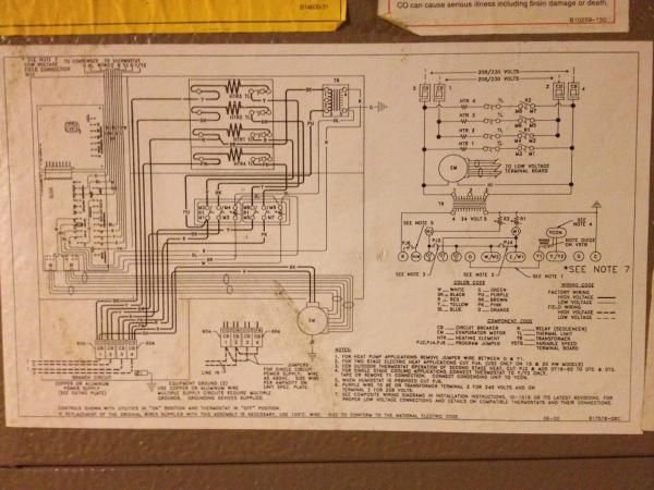 c6e64de5876a19f4dcbbc1e136be1f9e 8 best projects to try images on pinterest electric, heat pump wesco electric furnace wiring diagram at mifinder.co