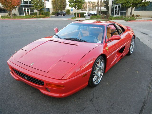 1996 Ferrari F355 GTS - Click to see full-size photo viewer